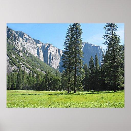 El Capitan (Yosemite National Park) Print