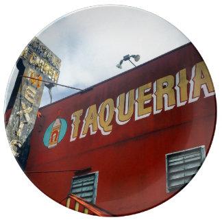 El Carmen Taqueria Plate