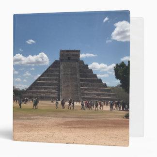 El Castillo – Chichen Itza, Mexico #2 Binder