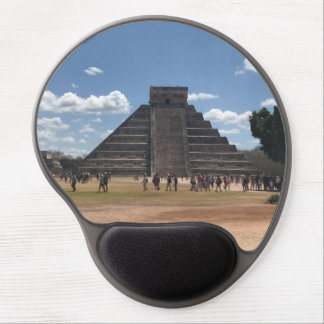 El Castillo – Chichen Itza, Mexico #2 Gel Mousepad