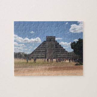 El Castillo, Chichen Itza, Mexico #2 Jigsaw Puzzle