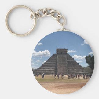 El Castillo – Chichen Itza, Mexico #2 Keychain