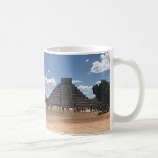 El Castillo – Chichen Itza, Mexico #2 Mug