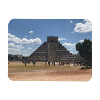 El Castillo – Chichen Itza, Mexico #2 Photo Magnet