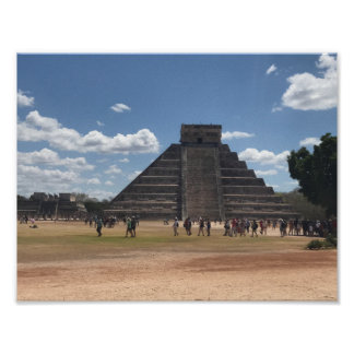 El Castillo – Chichen Itza, Mexico #2 Poster