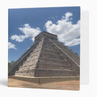 El Castillo – Chichen Itza, Mexico #3 Binder