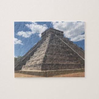 El Castillo, Chichen Itza, Mexico #3 Jigsaw Puzzle