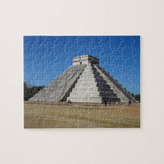 El Castillo – Chichen Itza, Mexico#4 Jigsaw Puzzle