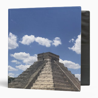 El Castillo – Chichen Itza, Mexico Binder