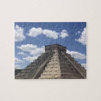 El Castillo – Chichen Itza, Mexico Jigsaw Puzzle
