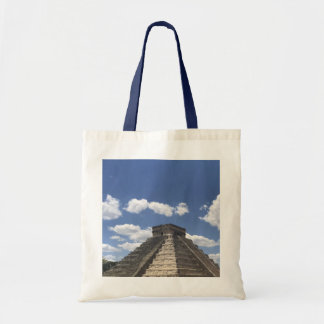 El Castillo – Chichen Itza, Mexico Tote Bag
