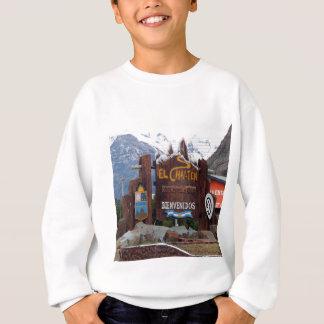 El Chalten, Patagonia, Argentina Sweatshirt