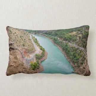El Chorro - El Caminito del Rey. View 3 Lumbar Pillow