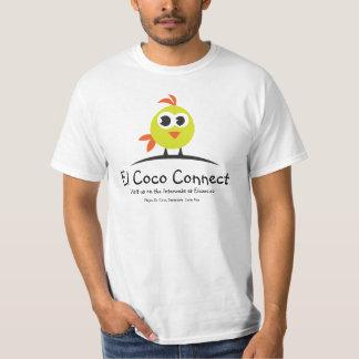 El Coco Connect - Elcoco.co Logo Shirt