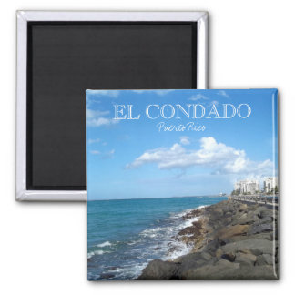 El Condado Puerto Rico Magnet