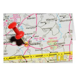 El Dorado, Arkansas Card
