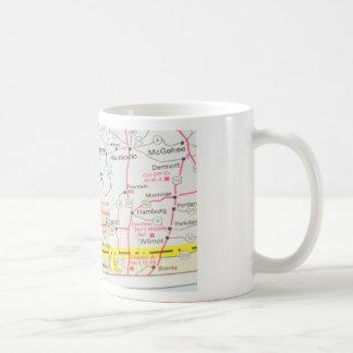 El Dorado, Arkansas Coffee Mug