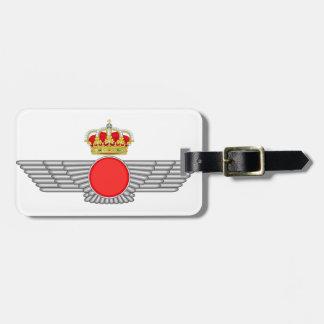 El Ejército del Aire de España Luggage Tag