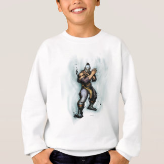 El Fuerte Blocking Sweatshirt