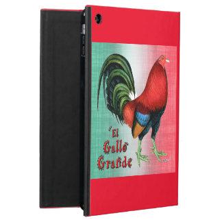 El Gallo Grande iPad Air Cover