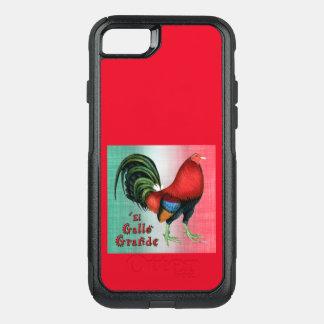 El Gallo Grande OtterBox Commuter iPhone 8/7 Case