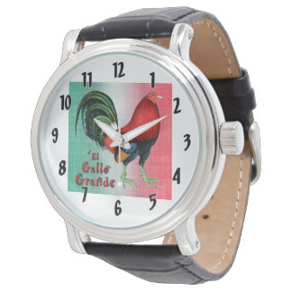 El Gallo Grande Watch