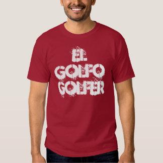 El Golfo, Golfer Tshirt