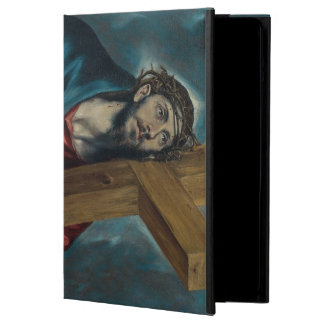 El Greco - Christ Carrying the Cross iPad Air Cases