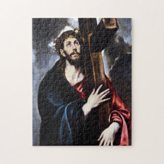 El Greco Christ Carrying The Cross Puzzle
