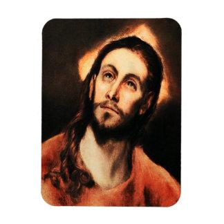 El Greco Jesus Christ Magnet