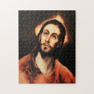 El Greco Jesus Christ Puzzle