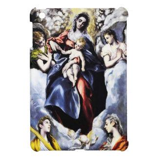 El Greco The Virgin and Child iPad Mini Case
