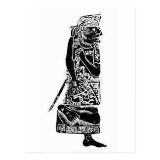 El guerrero escorpion postales