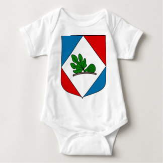 El_Kerma_Coat_of_Arms_(French_Algeria) Baby Bodysuit