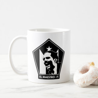 EL MAESTRO | BLK & WHITE MUG
