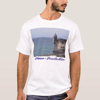 El Morro - Puerto Rico T-Shirt