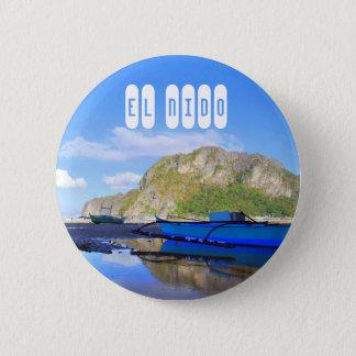 El Nido 2 Inch Round Button