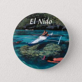 El Nido pin button