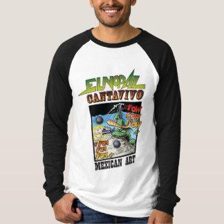 El Nopal Cantavivo, a charming long sleeve T-Shirt