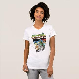 El Nopal Cantavivo Crew Neck T-Shirt