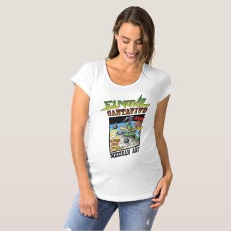 El Nopal Cantavivo Maternity T-Shirt