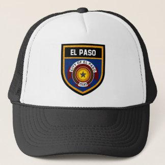 El Paso  Flag Trucker Hat