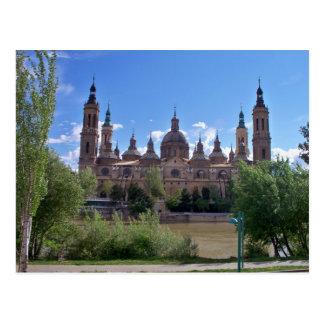 El Pilar Postcard