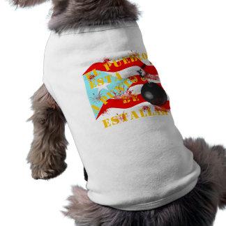El Pueblo Está a Punto de Estallar Doggie Tee