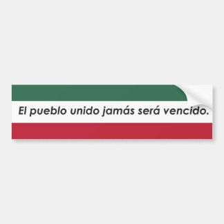 El Pueblo Sticker