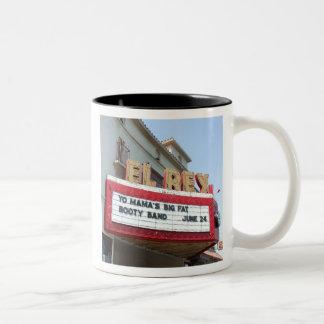 EL REY Theater - Mug