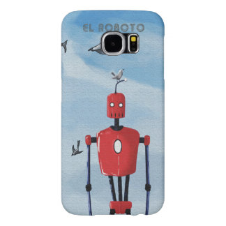 El Roboto Samsung Galaxy S6 Cases