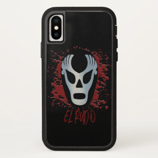 El Rudo Mexican Masked Wrestler Iphone X case