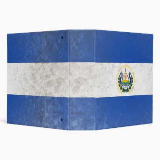 El Salvador 3 Ring Binder