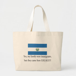El Salvador Tote Bags